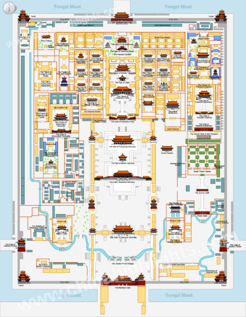 Forbidden-City MAP-3